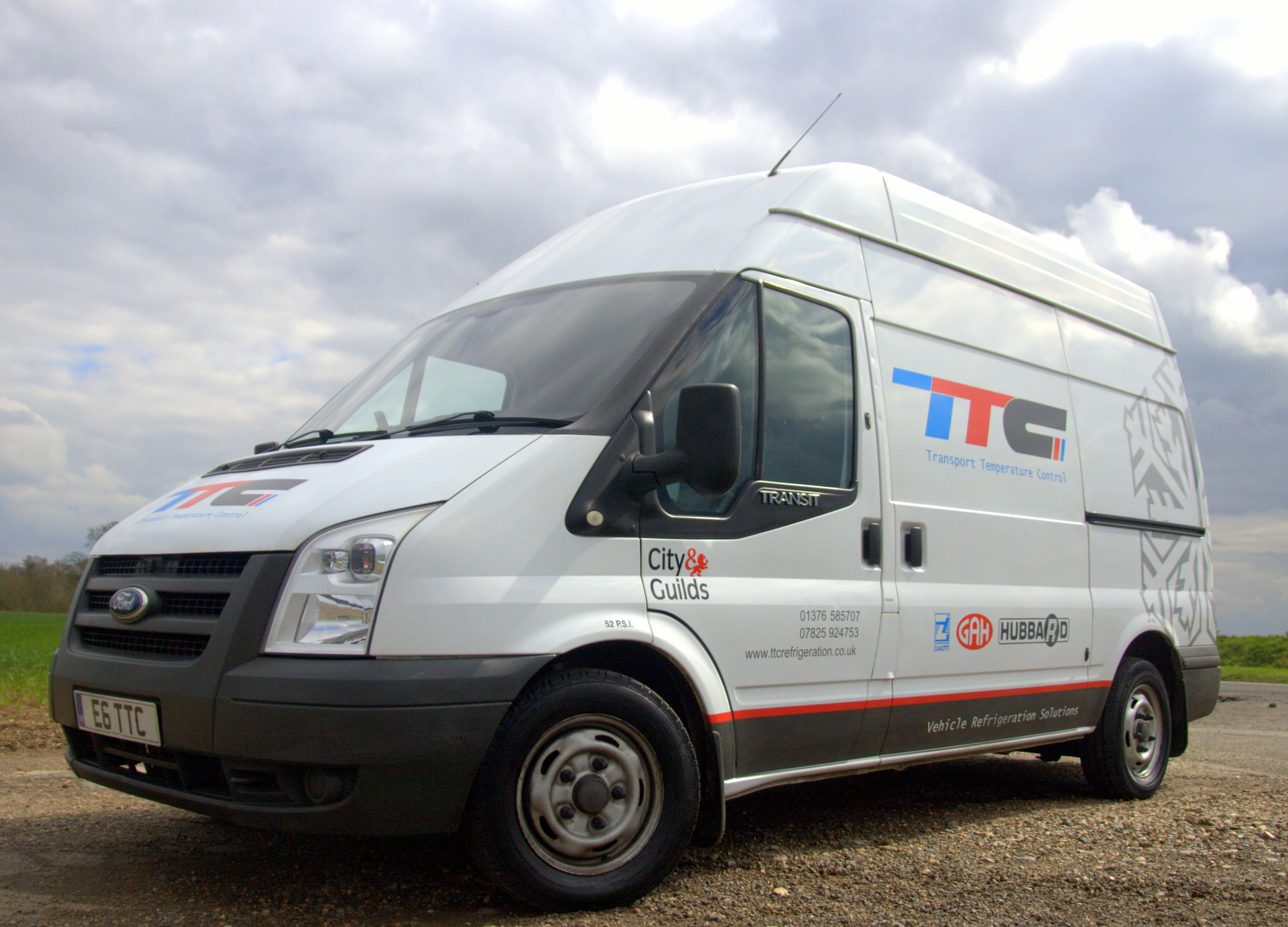 Mobile Transport Refrigeration Service and Repair